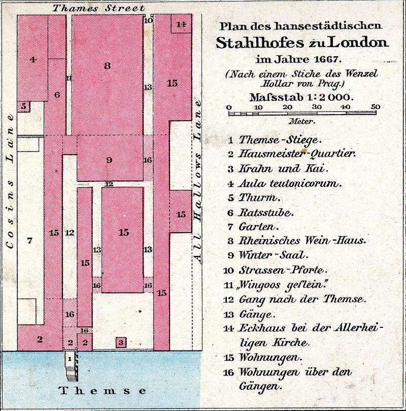 10 Steelyard plan 1667.jpg