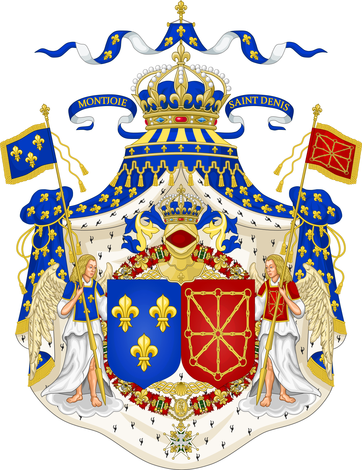 1190px-Grand_Royal_Coat_of_Arms_of_France_&_Navarre.svg.png