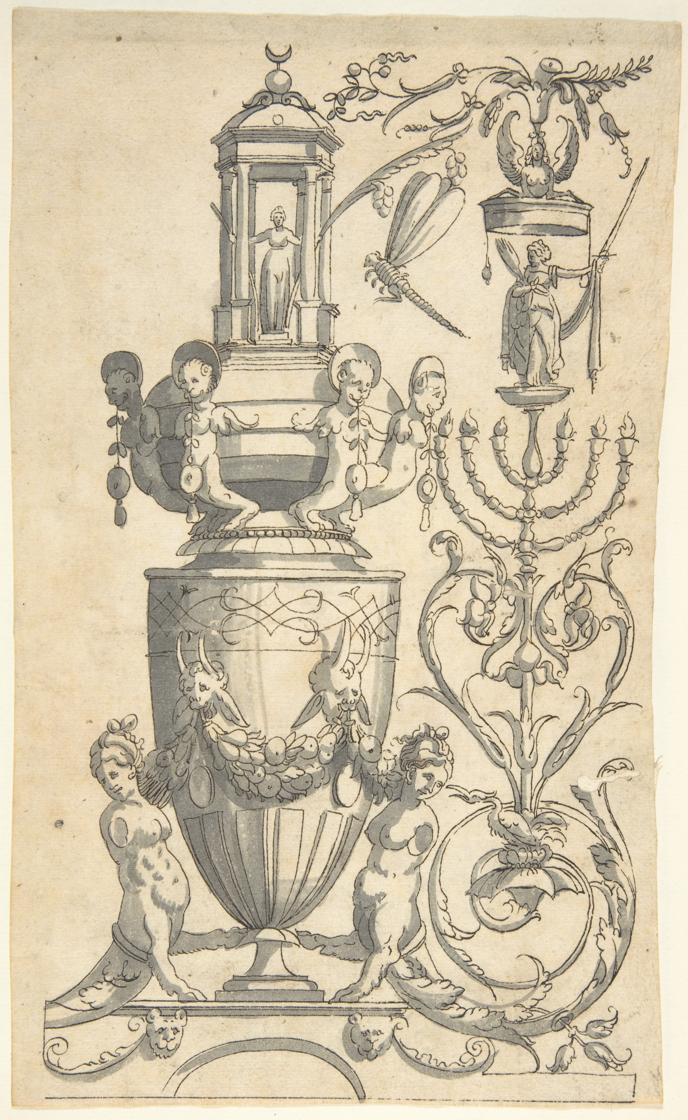 Candelabra_Grotesque_with_a_Naked_Boy_in_a_Strapwork_Contraption_MET_DP804962.jpg