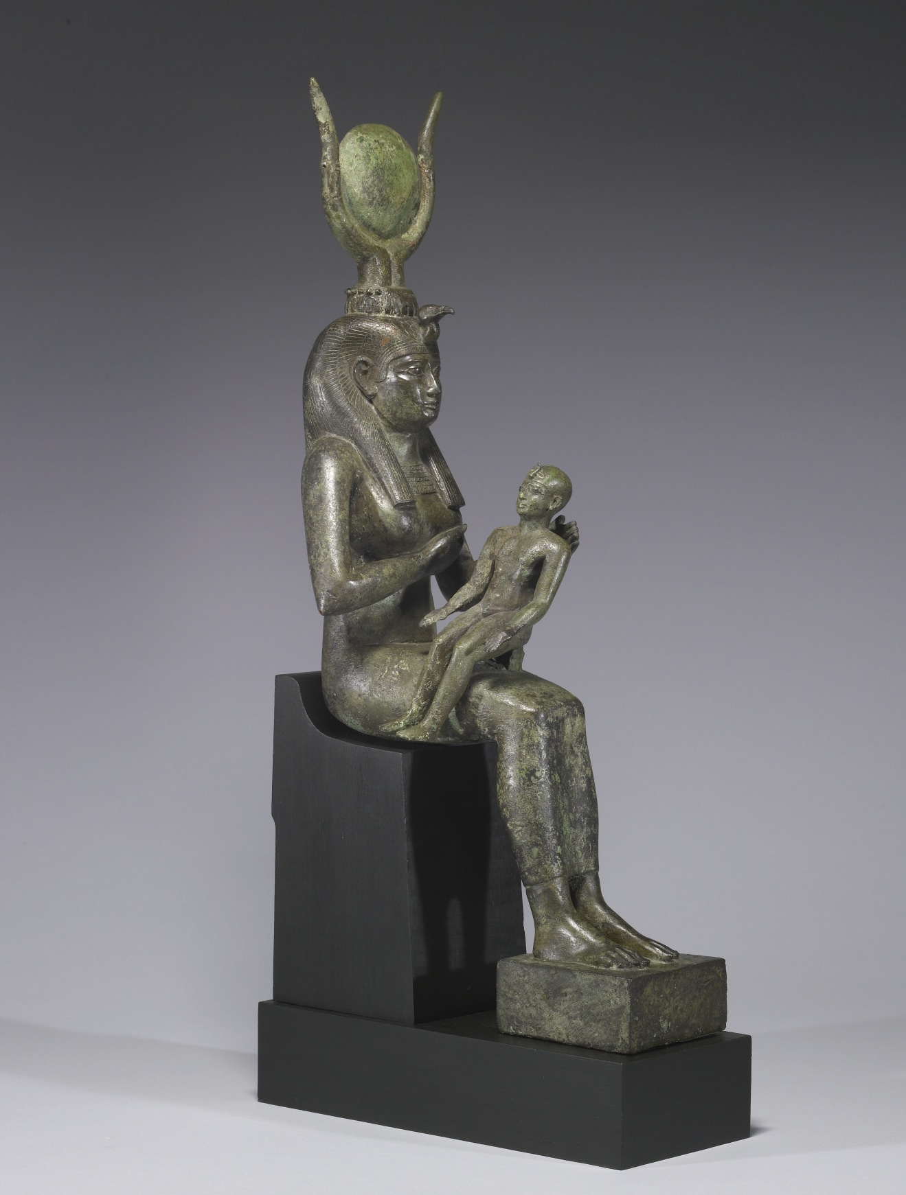 Egyptian Isis with Horus the Child.jpg